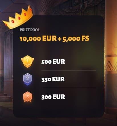 Offres de bonus